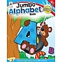 Carson-Dellosa Jumbo Alphabet Book Workbook