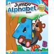 Carson-Dellosa Jumbo Alphabet Book Workbook