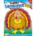 Carson-Dellosa Super Seasonal Reproducibles Workbook