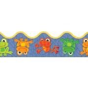 Carson-Dellosa FUNky Frogs Border
