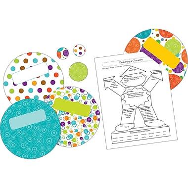 Carson-Dellosa Calypso Dots Bulletin Board Set