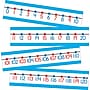 Carson-Dellosa Publishing 110215 Number Line Bulletin Board Set,