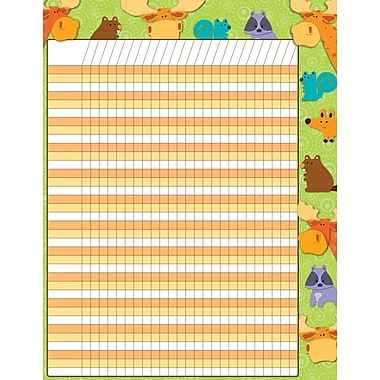 Carson-Dellosa Moose & Friends Incentive Chart