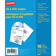 Staples® CD Mailers