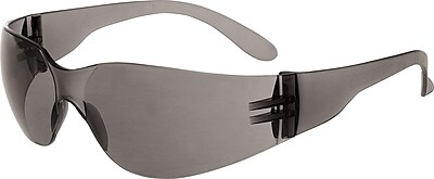 North XV101 Safety Glasses Gray Lens