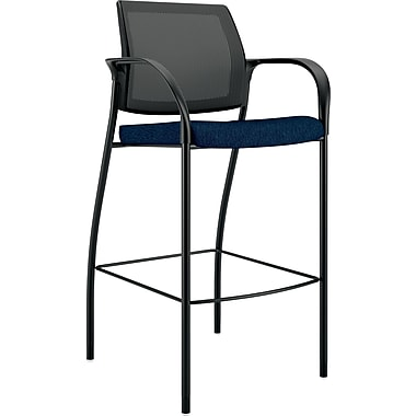 HON Cafe Height Stool, Mariner