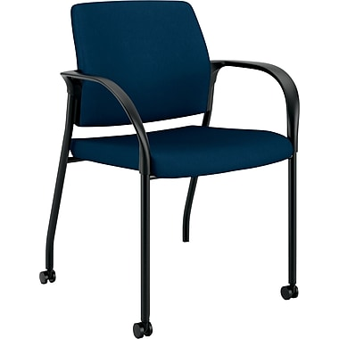 HON Multi Purpose Guest Chair w/Casters, Mariner