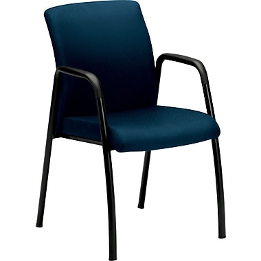 HON Ignition Series Guest Chair with Arms, Mariner