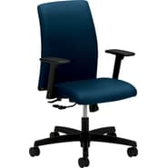HON Ignition Series Low-Back Work Chair, Mariner