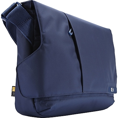 Case Logic 11in. Laptop Messenger and iPad® , Ink