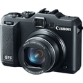Canon PowerShot G15 Digital Camera, Black