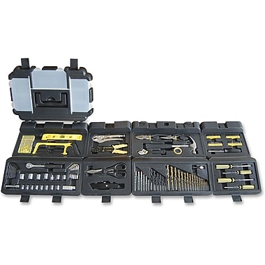 Genuine Joe 336-Piece Mobile Tool Kit with Case