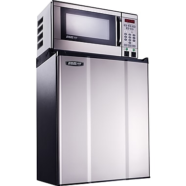 MicroFridge 2.3 CU. FT. Refrigerator & Microwace Combination, Stainless Steel