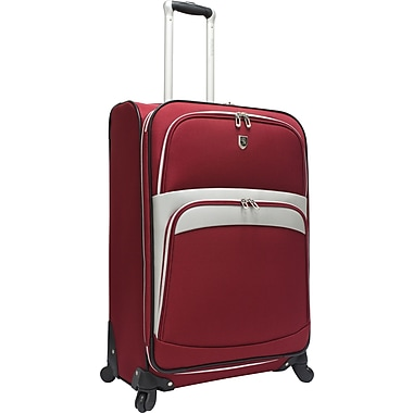 Beverly Hills Country Club BH2700 Wilshire 29in. Spinner Luggage Suitcase, Red