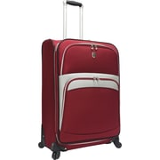 Beverly Hills Country Club BH2700 Wilshire 29 Spinner Luggage Suitcase, Red