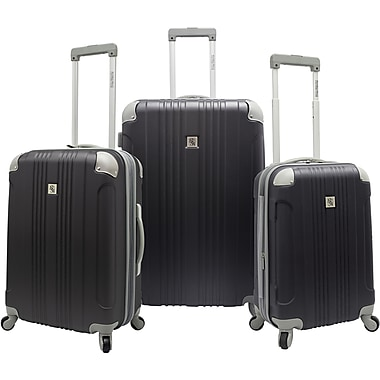 Beverly Hills Country Club BH6800 Malibu Hardside Spinner Luggage