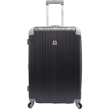 Beverly Hills Country Club BH6800 Malibu 28in. Hardside Spinner Luggage Suitcase, Gray