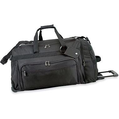 GP® 1191 28in. Titan Rolling Duffel, Black