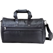 GP® 17806 2-in-1 Carry-On Estate Travel Bag, Black