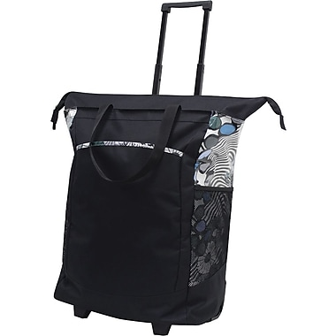 GP® 42211 Handy Rolling Totes With Free Removable Leak Proof Liner