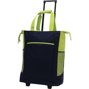 GP® 42211 Handy Rolling Tote With Free Removable Leak Proof Liner, Navy