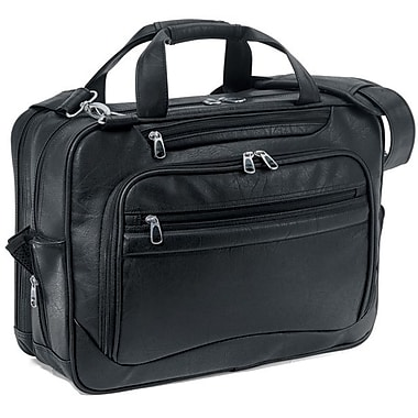 GP® 71791 Business Consulate Briefcase For 17in. Laptops, Black