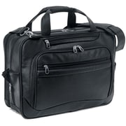 GP® 71791 Business Consulate Briefcase For 17 Laptops, Black