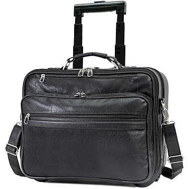 GP® 80770 Churchill Rolling Computer Briefcase For 16