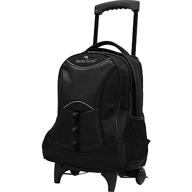 Traveler's Choice® Pacific Gear® PG0099 19in. Lightweight Wheeled Backpack, Black