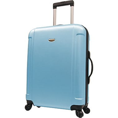 Traveler's Choice® TC2400 FREEDOM 29in. Hard-Shell Wheeled Upright Luggage Suitcase, Blue