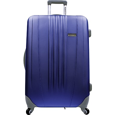 Traveler's Choice® TC3300 Toronto 21in. Hardside Spinner Luggage Suitcase, Navy