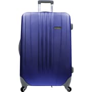 "Traveler's Choice® TC3300 Toronto 29"" Hardside Spinner Luggage Suitcase, Navy"