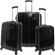 Traveler's Choice® TC8000 Sedona 3-Piece Expandable Spinner Luggage Sets