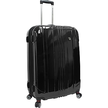 Traveler's Choice® TC8000 Sedona 29in. Expandable Spinner Luggage Suitcase, Black