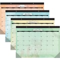 2014 AT-A-GLANCE® Poetica Large Desk Pad, 21 3/4in. x 17in.