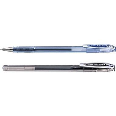 Zebra J-Roller RX Gel Pens, 0.5 mm