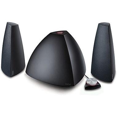 Edifier – Haut-parleurs Prisma 2.1 avec Bluetooth, noir