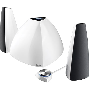 Edifier Prisma 2.1 Speakers with Bluetooth, White