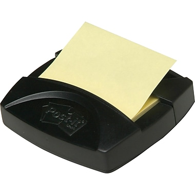 Post-it® 2in. x 2in. Super Sticky Pop-up Note Dispenser, Each