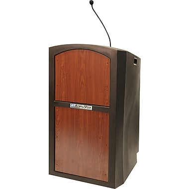 Amplivox Pinnacle Full Height Wireless Sound Lecterns