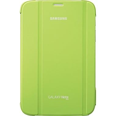 Samsung Galaxy Note 8 Book Cover, Green