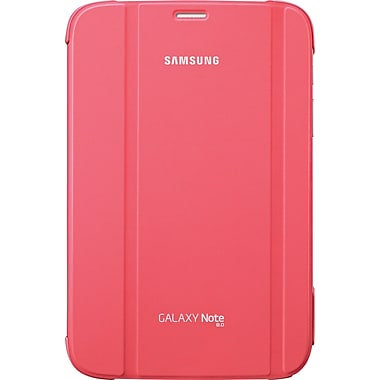 Samsung Galaxy Note 8 Book Cover, Pink