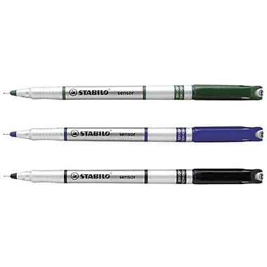 Stabilo Fineliner Sensor Pens, 0.3 mm
