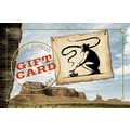 Black Angus Gift Card, $25