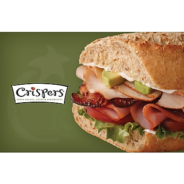 Crispers Gift Cards