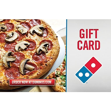 Domino's Gift Card, $50