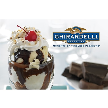 Ghirardelli Gift Card $50 (Email Delivery)