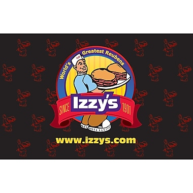 Izzy's Gift Card $100 (Email Delivery)