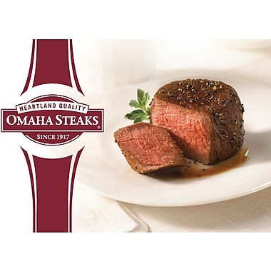 Omaha Steaks Gift Card, $25