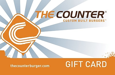 The Counter Gift Cards